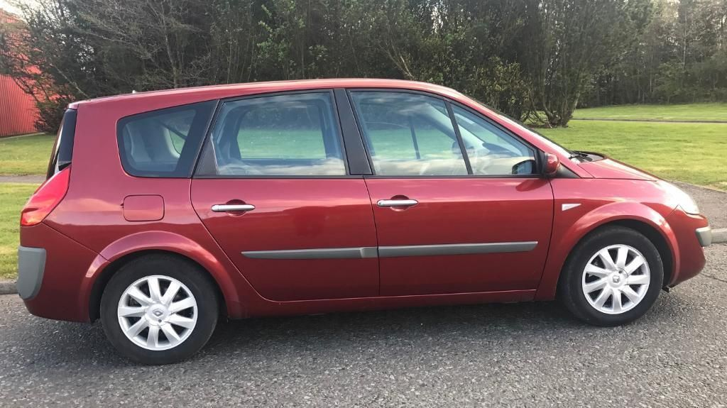 7 SEATER AUTOMATIC 85k Renault, New renault