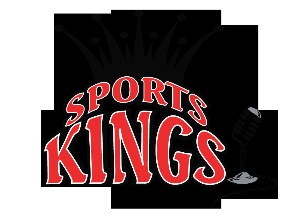 Sports Kings Podcast Sports, Sport team logos, Talk show