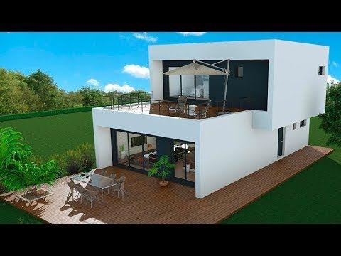 Maison moderne : des modèles pour faire le bon choix | Dream ...