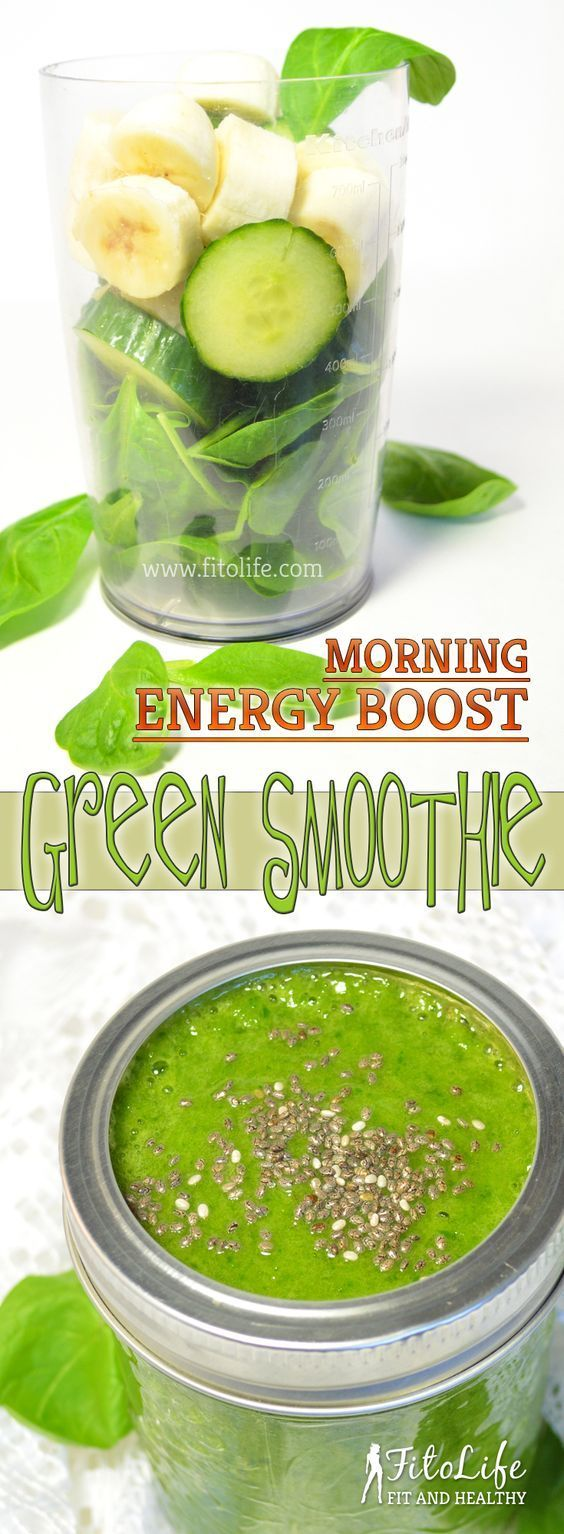 Find out the best health benefits of power smoothies for breakfast through this awesome post. Discov...