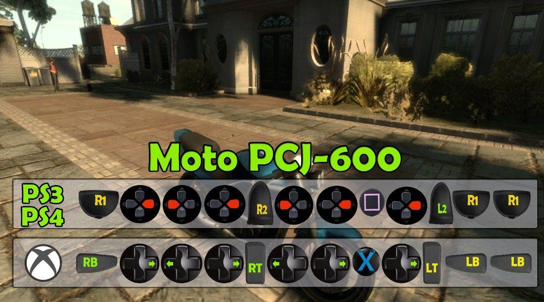 Como Obtener La Moto Pcj 600 En Gta 5 Trucos De Gta 5 Trucos De Gta Trucos Para Gta V