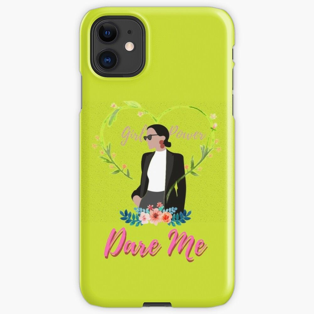 Girl power iphone case by adelyoussef in 2020 power