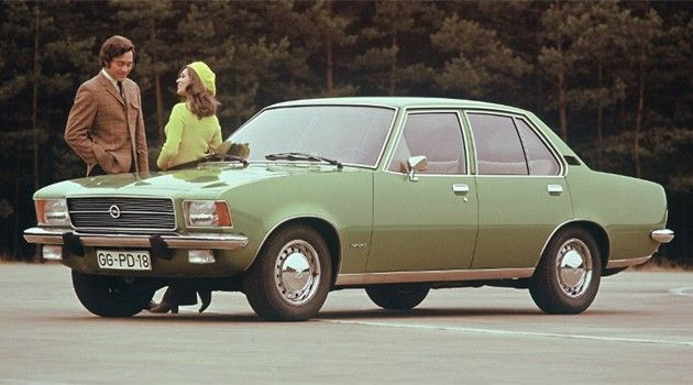 Opel Rekord D Wordt 40 Voiture Automobile General Motors