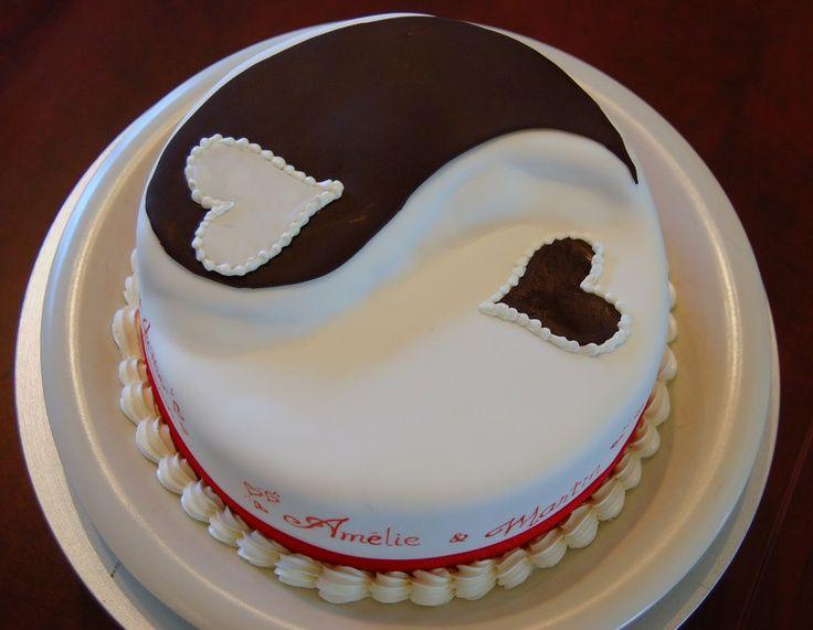 Anniversary round cake ideas wedding cakes designs idea