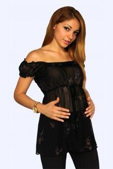 0f80a0563 Blusa de maternidad juvenil