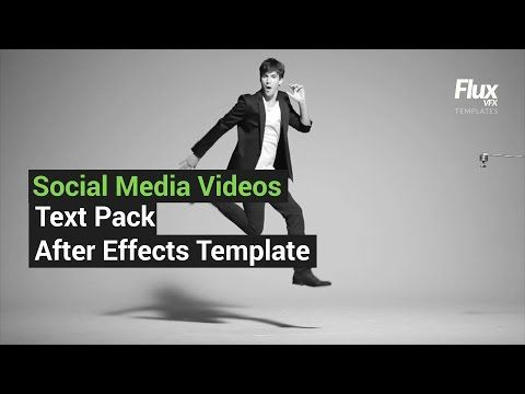 14 Best After Effects Templates to Make Your Videos Pop on Social ...