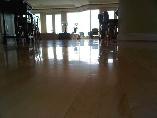 The Toughest Hardwood Floor Coating Is Also The Most Beautiful With