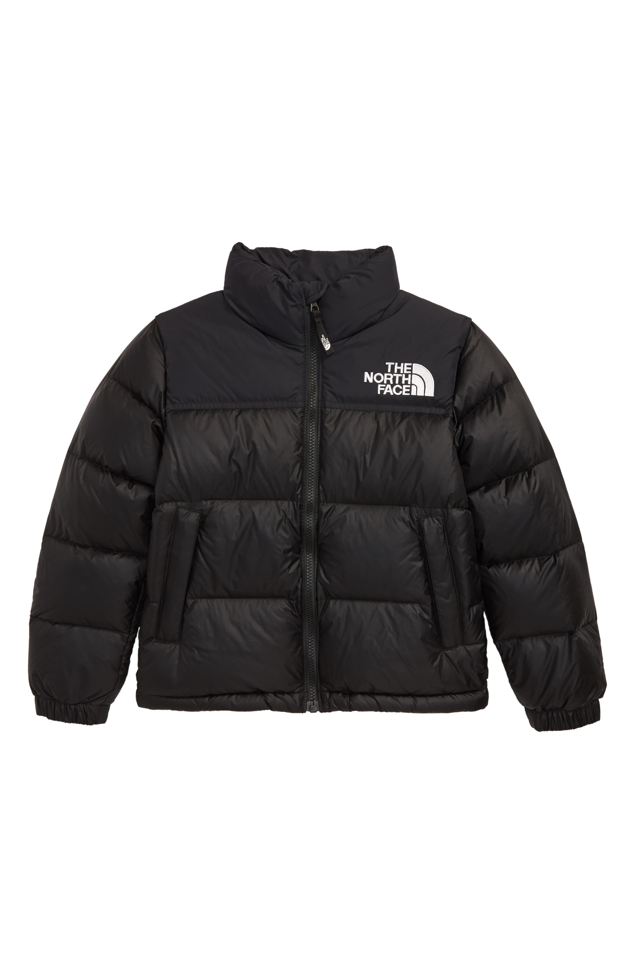 The North Face Nuptse 1996 700 Fill Power Down Jacket Big Boy Nordstrom In 2021 Black North Face Jacket North Face Kids North Face Nuptse [ 4048 x 2640 Pixel ]
