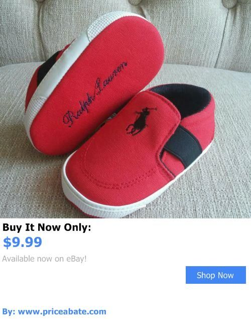 Baby Boy Shoes  New Baby Boy 0-6 Mo Size 1 Polo Red Slip-On Crib Shoes  Sneakers BUY IT NOW ONLY   9.99  priceabateBabyBoyShoes OR  priceabate d2da4fe04392