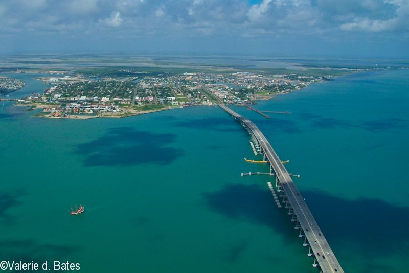 Laguna madre bay the laguna madre bay is the largest for Port isabel fishing