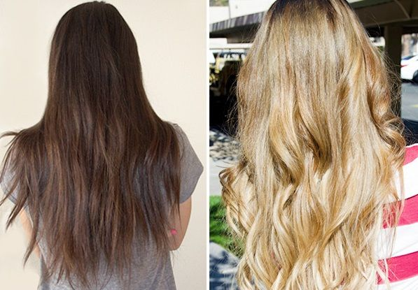 How To Lighten Black Virgin Hair How To Lighten Hair Lighten Hair Naturally Bleached Hair