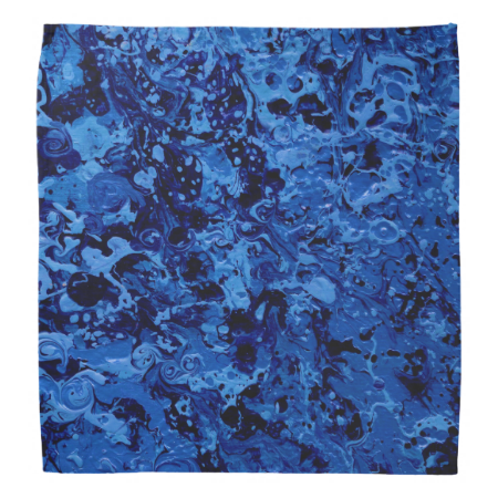DEEP BLUE! KERCHIEF  Original paintings can be found for sale through my Amazon store at: http://www.amazon.com/shops/artmatrix or you can make direct arrangements for them through me. JMO Zazzle designs: http://www.zazzle.com/thewhippingpost?rf=238063263784323237 To help an artist, you can donate here: http://www.gofundme.com/6am6lg