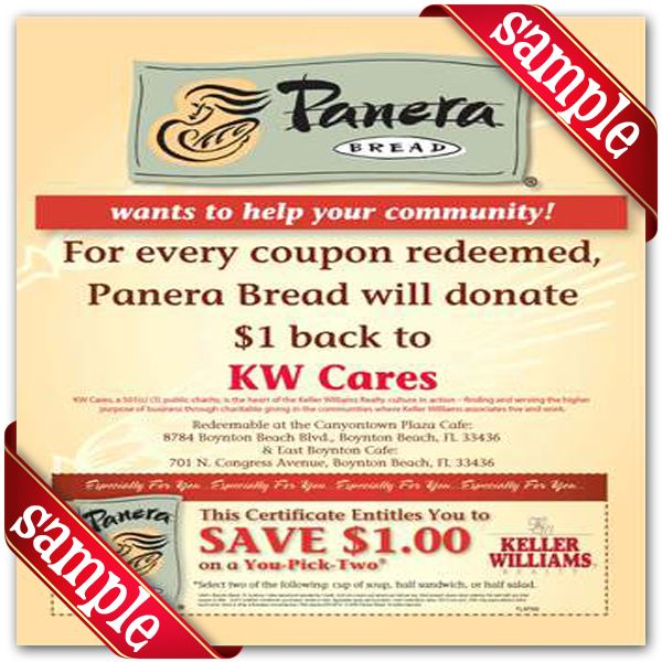 Panera bread coupons august 2019
