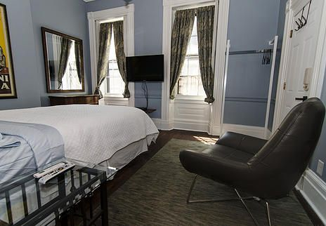 The Dwight D Boutique Hotel In Philadelphia Pa