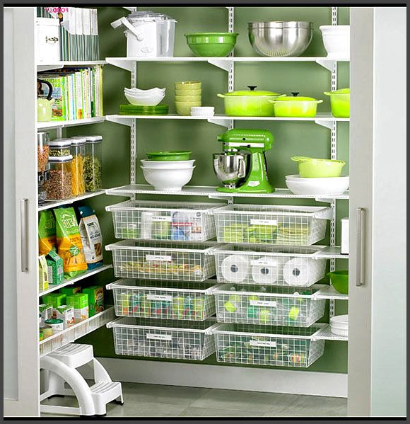 Perfect Kitchen Storage Shelves   Http://interiorway.com/kitchen Storage