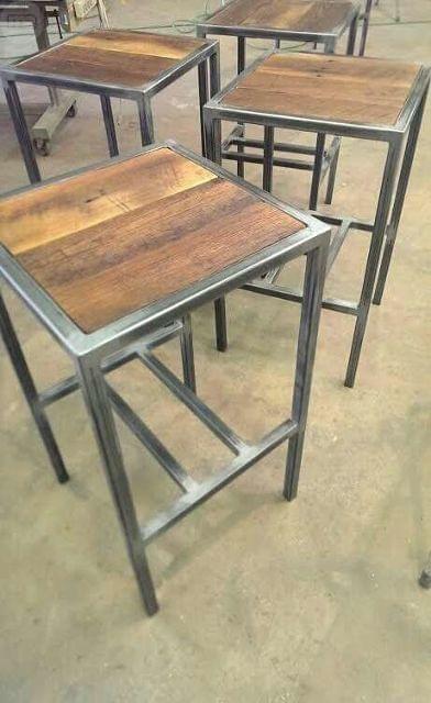 Mil anuncios muebles hierro y madera en bruto tigre for Muebles industriales madera y hierro
