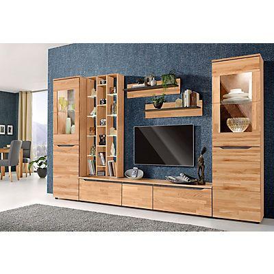 Wohnwand (Set, 6tlg) mit Aufbauservice online kaufen
