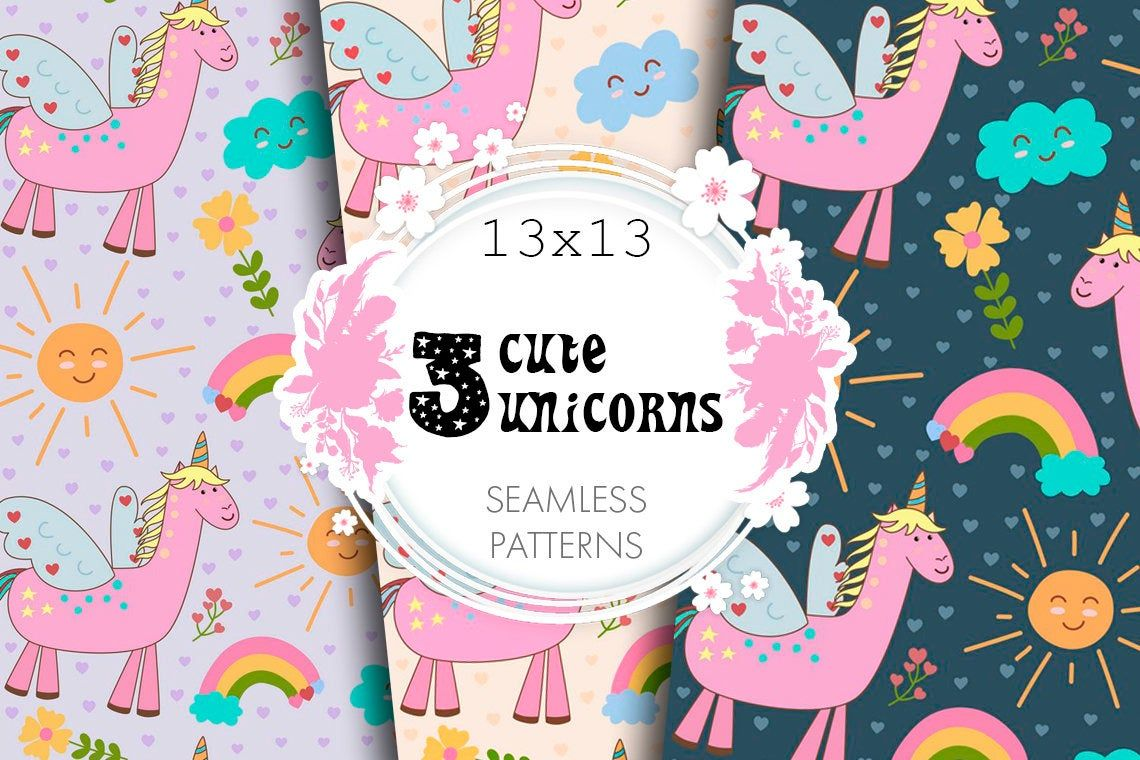 Cute Unicorns, Seamless pattern, Seamless patterns, Seamless pattern svg, Seamless paper, Repeat pattern, Repeatable pattern, Seamless print #SeamlessBackground #InstantDownload #PatternBackground #SeamlessPaper #SeamlessPatternSvg #DigitalPaper #CuteUnicorns #SeamlessPatterns #seamless #SeamlessPattern