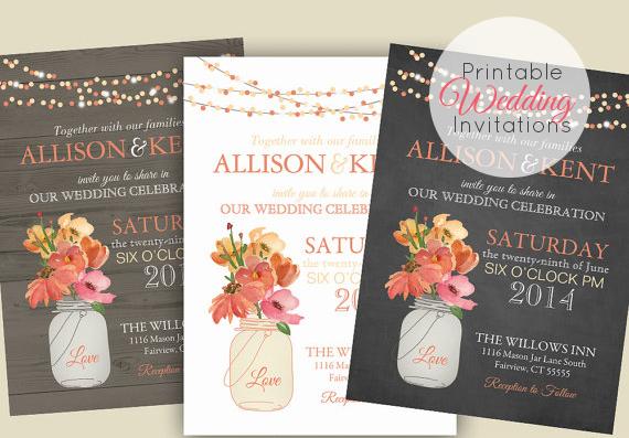 Proper Way To Stuff Wedding Invitations: How Do Printable Wedding Invitations Work?