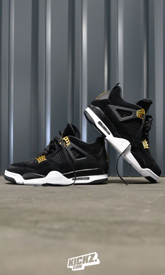 factory authentic d1f46 38bf4 A true fit for all Kings and Queens  The Air Jordan 4 Retro Royalty
