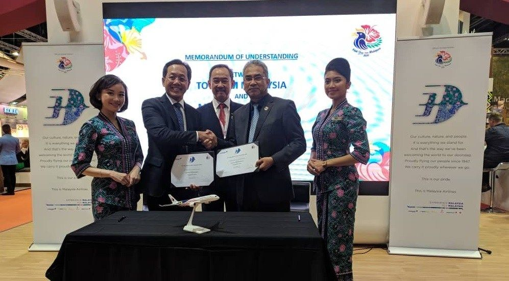 Malaysia Returns To Participate In World Travel Market In London