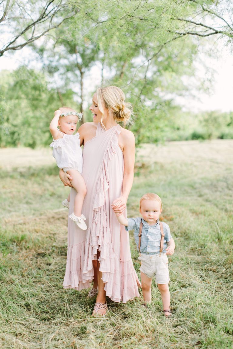 Maxi Dresses: My Current Faves - Katie Lamb  Summer family photos