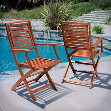 Americana Pair of Outdoor Chairs - jcpenney $159/pair ...