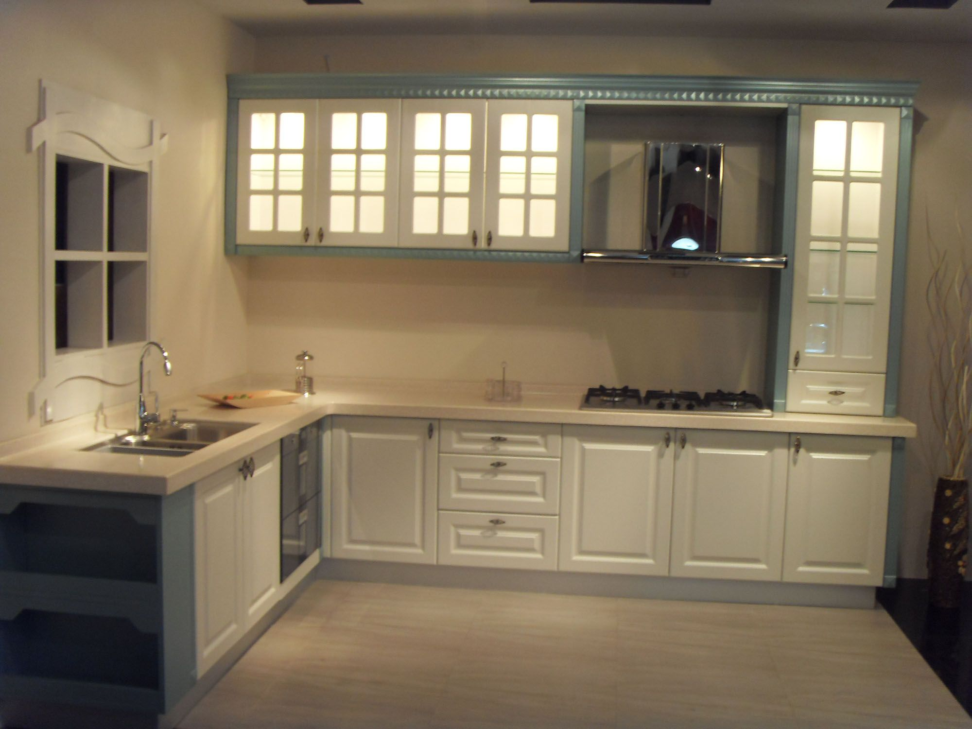 Kitchen Cabinets   Mobile home kitchen cabinets, Hanging ...
