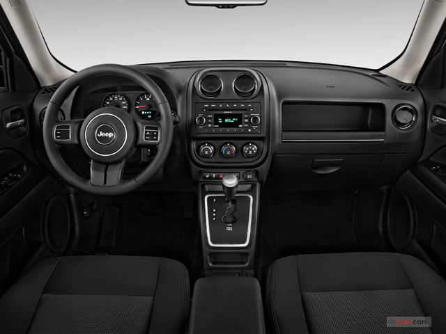 Jeep Patriot Interior Next Car