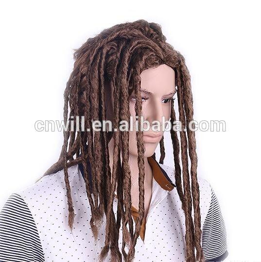 Men Dreadlocks Wig Dreadlocks Rasta Dreadlocks Hiphop ...