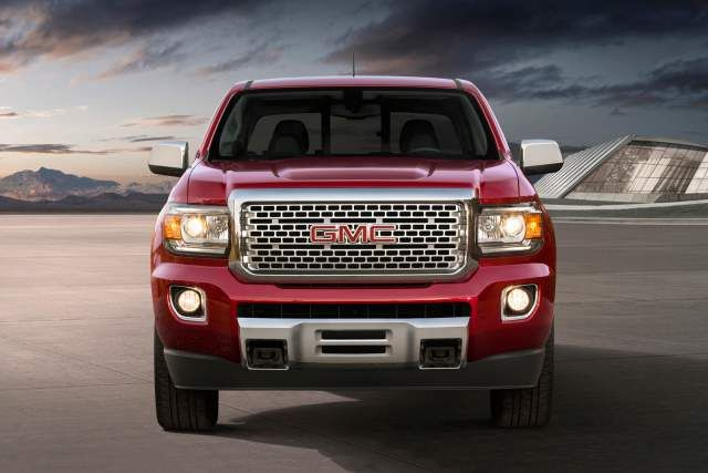 2016 Gmc Canyon Denali Diesel Release Date Price Cars Engine