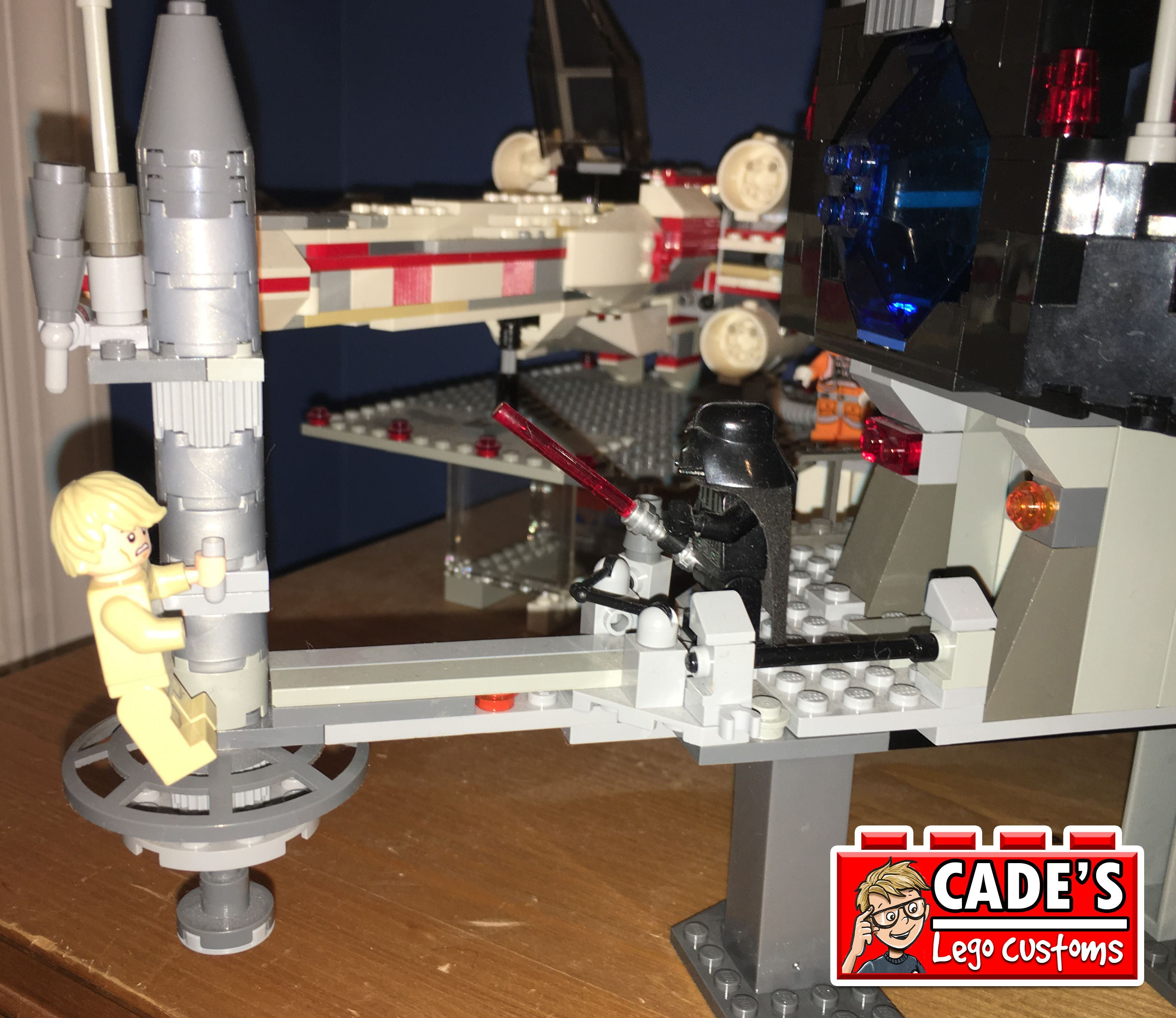 Pin On Cade S Lego Customs