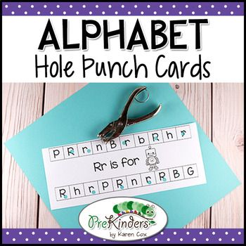 Letter Hole Puncher.Alphabet Hole Punch Cards Hole Punch Letter