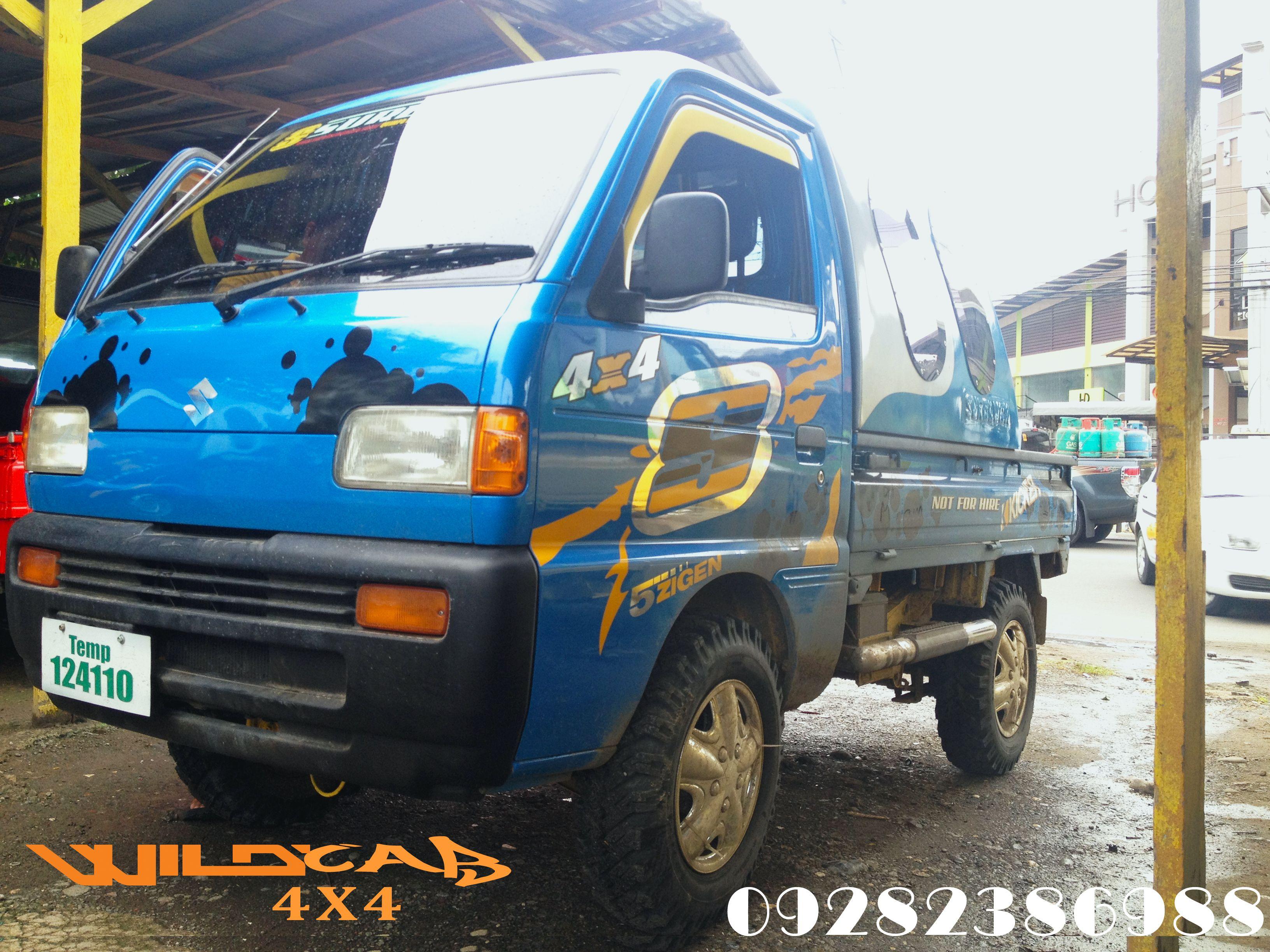 "Sureluck Davao WILDCAB""4x4 09282386988 09177053133"