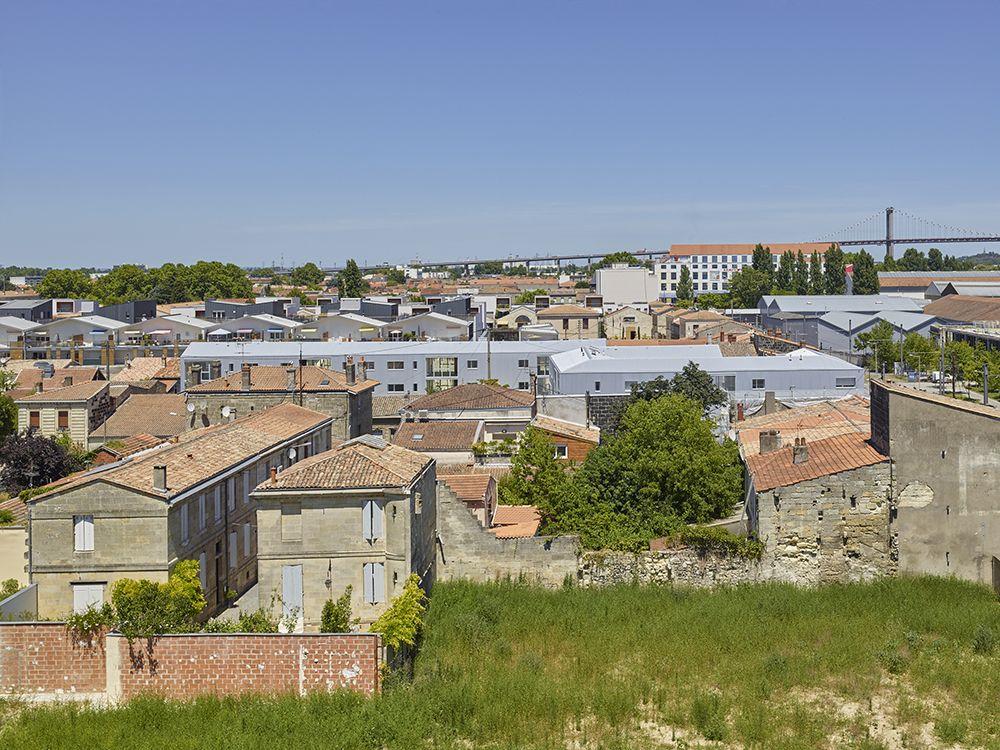 Construction de 19 logements BBC répartis sur 2 immeubles rue Achard ...