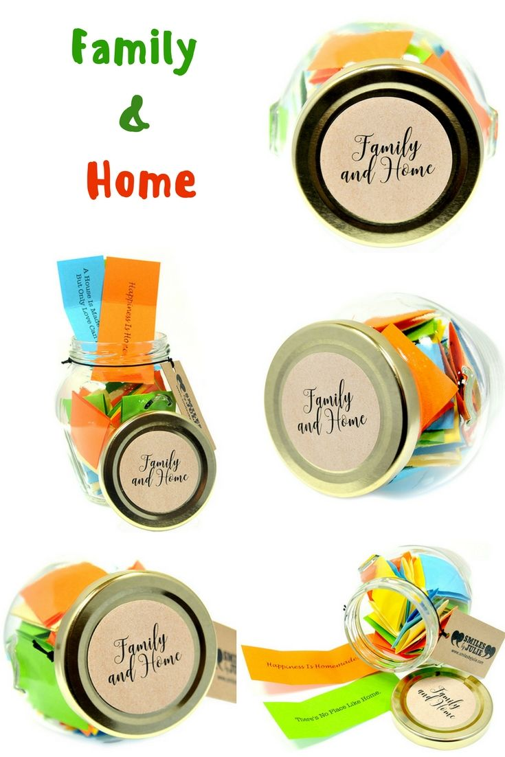 Jar of smiles gifts for her gift ideas wedding gifts