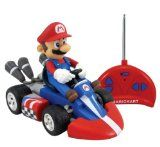 """Nintendo Radio Control Kart  - Mario Only"" http://localareaads.co.uk/nintendo-radio-control-kart-mario-only/"