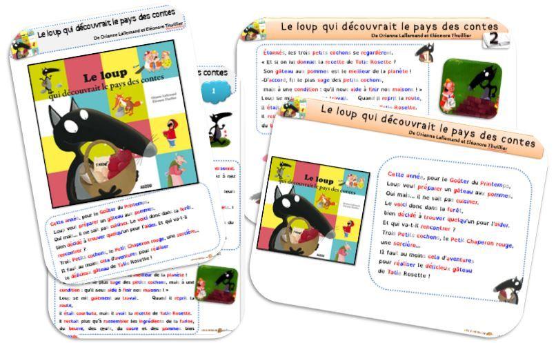 Contes Des Loup Qui Le Voyageait DysContes special Au Pays m8wv0ONn