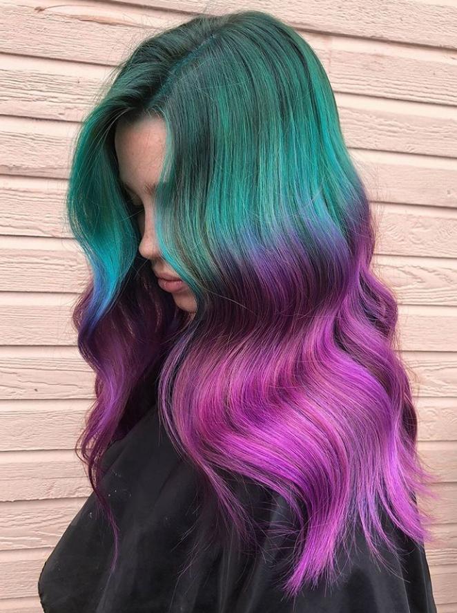 10+ Crazy hair dye ideas ideas