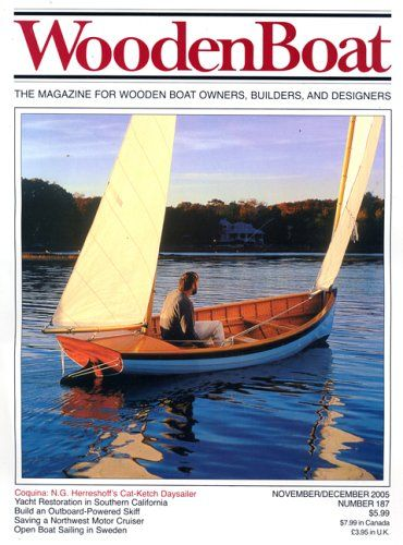Woodenboat | $32.00