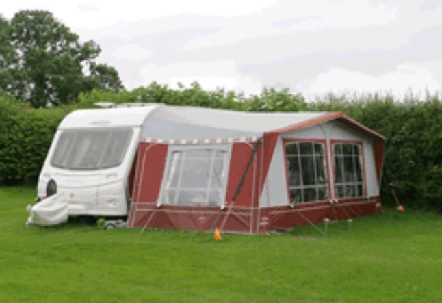 Church Farm Caravan Park, Bishop Monkton, Harrogate, North Yorkshire
