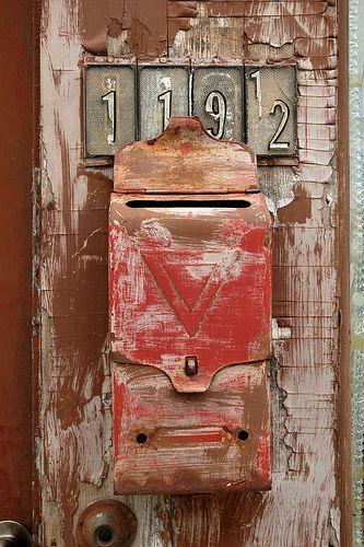 Mailbox by R Adam G