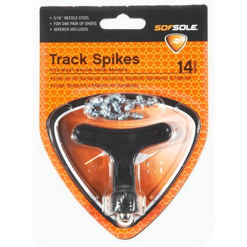 Sof Sole® 3/16 Steel Needle Track Spikes (000, Size 0000) - Footwear Accessories Shoes at Academy Sports
