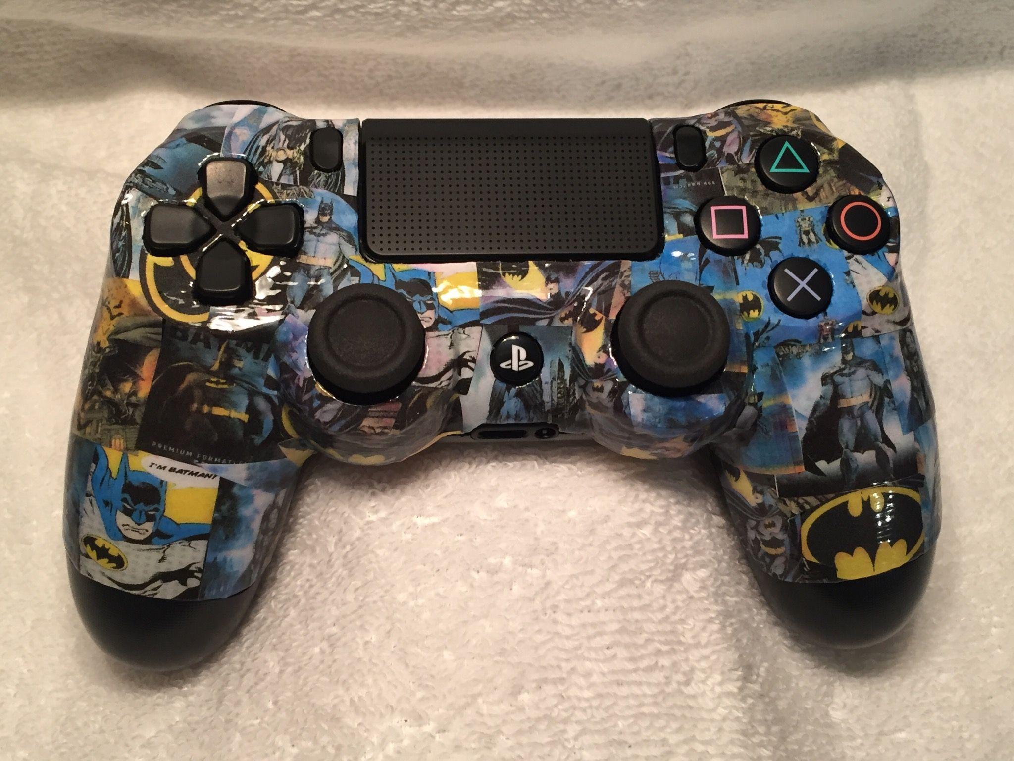 I'm batman Batman ps4, Ps4 controller, Batman