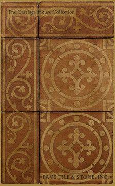 The Carriage House Colleciton - mediterranean - floor tiles - boston - Pave Tile & Stone, Inc. European Flooring