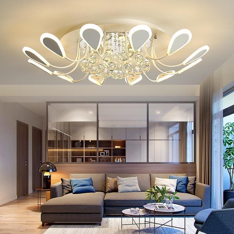 Pistil Led Ceiling Light Ceiling Lamps Living Room Ceiling Lights Lamps Living Room