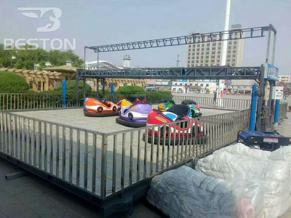 Bumper car ride for salehot sale amusement park bumper