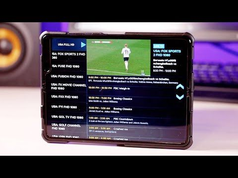 BEST and Fastest IPTV App 2020 Android, iOS Over 7000 LIVE