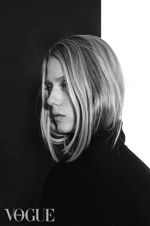 Black & White Published in PhotoVogue Photography: Liron Weissman Styling: Zane Page MUA & Hair: Karolina Guzowska Model: Sofie for Elite Models (c) Liron Weissman http://lironada.com