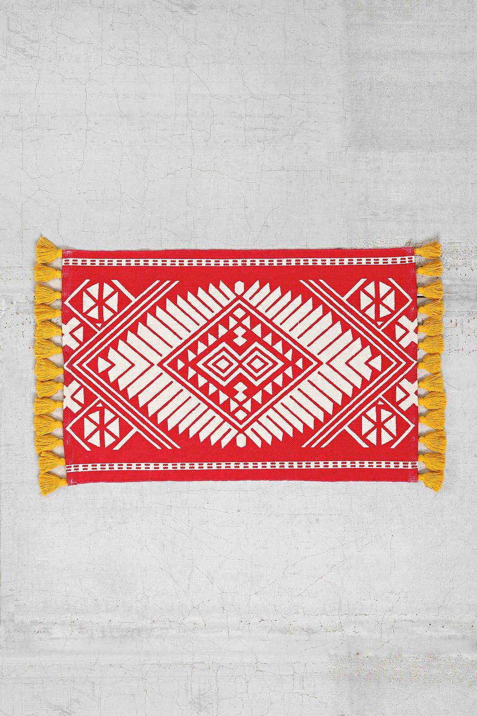 4040 Locust Naira Printed Rug